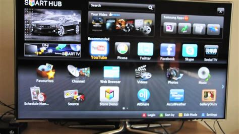 samsung smart review samsung smart tv review