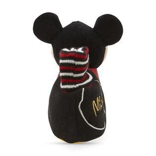 mickey mouse toddler slippers disney toddler boy s mickey mouse slipper black
