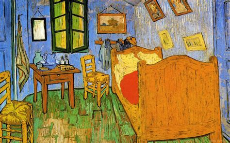 the bedroom vincent van gogh rabbit s moon studio van gogh in d c