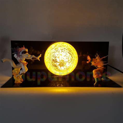 dragon ball z led l dragon ball z son goku vs freeza led night lights