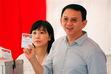 ahok wife ahok has filed for divorce lawyer confirms indonesia expat