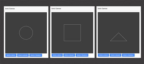 ionic tutorial resources implementing html5 canvas in ionic