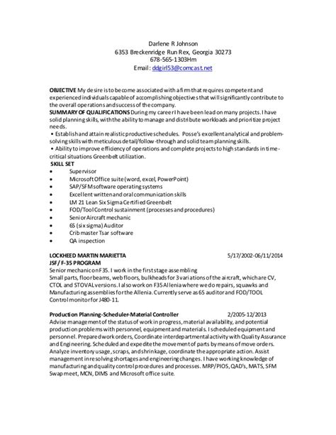 what is the best resume format for darlene detail cs resume