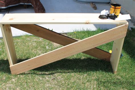 free sofa table plans download free easy sofa table plans plans free