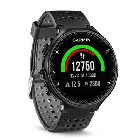 Garmin Forerunner 235 Garmin Forerunner 235 Black Grey With Wrist Based Monitor