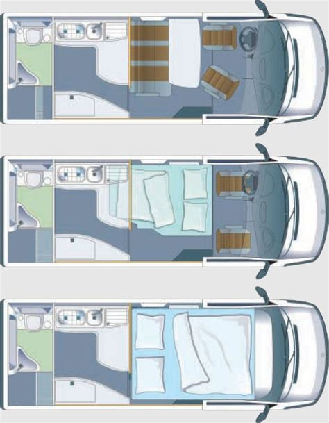 sprinter rv floor plans 25 best ideas about sprinter van conversion on pinterest