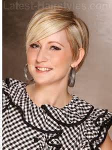pics of crop haircuts for 50 hairstyles for 50 amp over women with diamond shape face