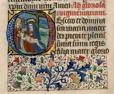 libro meetings with remarkable manuscripts hours of notre dame world digital library