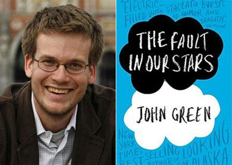 the fault in our stars by john green reviews discussion john green nyc s best selling author the dutchtown