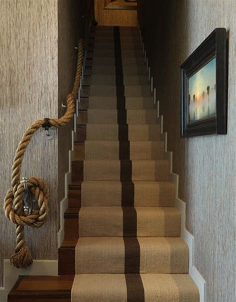 rope banisters rope diy ideas bob s blogs