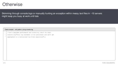 repository pattern error handling node js error handling best practices