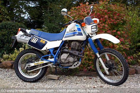 Dr 600 Suzuki Essai Suzuki Dr 600 S