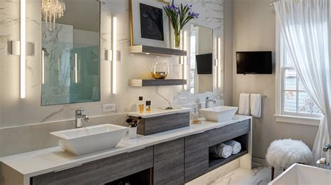 master bathroom design chic contemporary master bath redesign glen ellyn