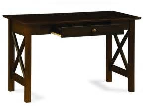 Writing Table Atlantic Furniture Lexington Writing Desk In Antique