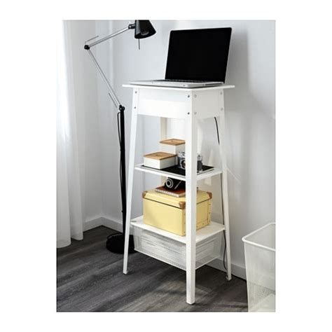 mobile computer ikea ikea ps 2014 standing laptop station white ikea