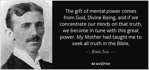 out of our minds the power of being creative books nikola tesla quote the gift of mental power comes from