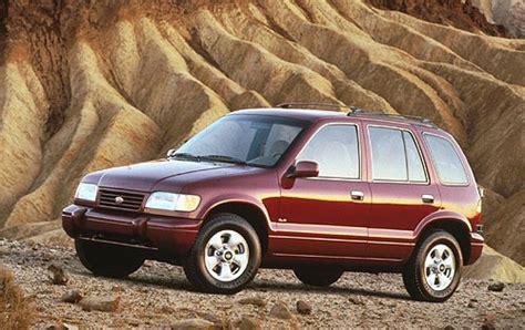 Kia Sportage 1996 1996 Kia Sportage Towing Capacity Specs View