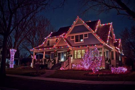 outdoor led christmas house lights house plan 2017