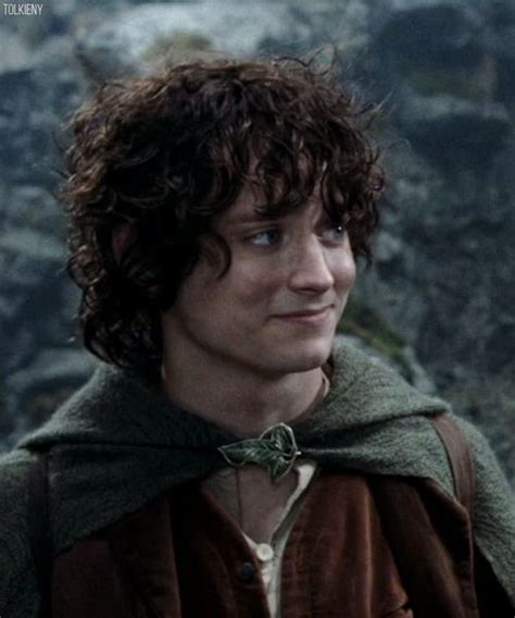 elijah wood smile i love to see frodo smile lord of the rings a