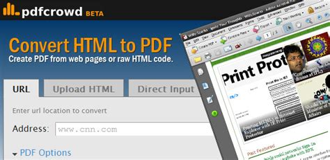 html design codes pdf create pdf from web pages or raw html code for free