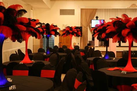 Wedding Home Decoration Ideas red and black graduation party decorations archives
