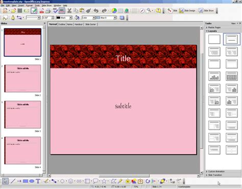 www openoffice org templates openoffice org tips and ideas a few openoffice