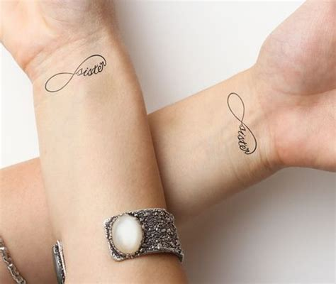 wrist tattoos for sisters 12 best ideas images on