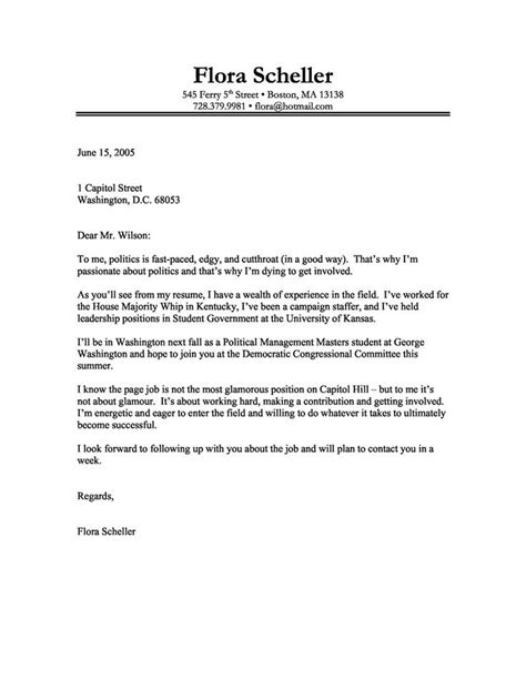 best cover letter exle best cover letters exles the best letter sle