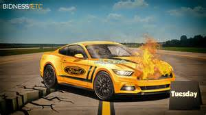 Ford Premarket Ford Unveils Shelby Gt350 Mustang The Detroit News