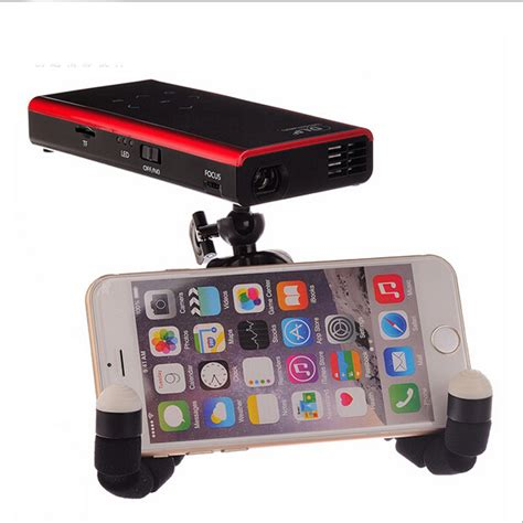Proyektor Portable Mini original new mini edition holding mini portable projector