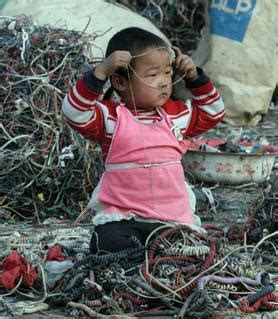 Children Electronic Waste China | the inconvenient truth about electronic waste elephant