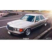 Tuning Mercedes Benz S Class W126