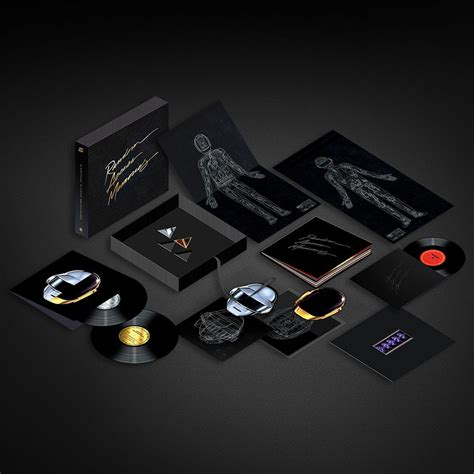 deluxe box daft ram deluxe box set the awesomer