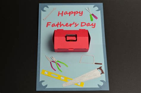 how to make a pop up card how to make a s day toolbox pop up card creative