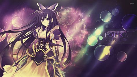 wallpaper anime date a live tohka yatogami date a live wallpaper anime wallpapers