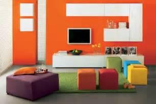 home interior colour combination orange color shades and modern interior decorating color combinations