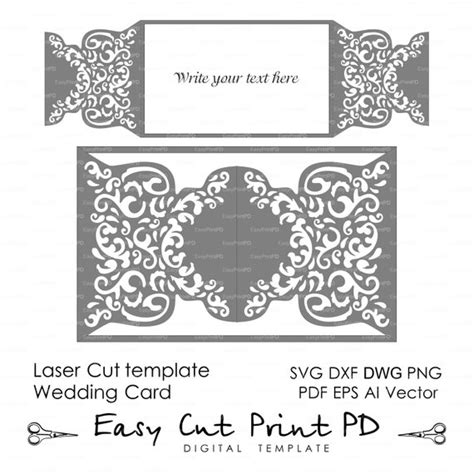 Free Printable Lace Template Card by Wedding Invitation Pattern Card Template Shutters Gates Doors