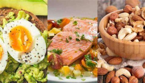 alimentos  quemar grasa del abdomen  debes consumir