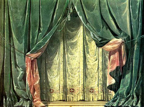 Rideau Poudré 1890 l aventure du rideau typologies de fonds et rideaux