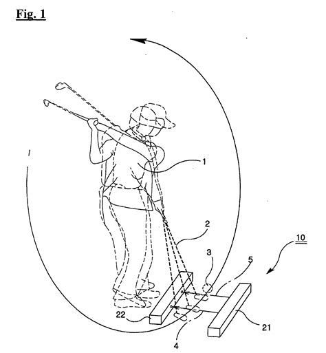 golf swing speed device patent us20060014589 apparatus for measuring golf club