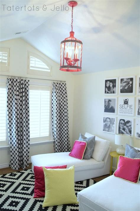 Hangout Room by Tween Hangout Room Reveal Inawaverlyworld Wall
