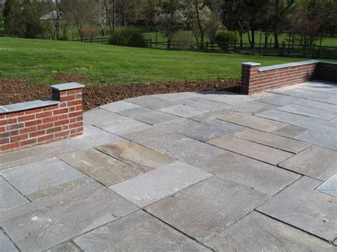 stone patio flagstone patios emerald landscaping