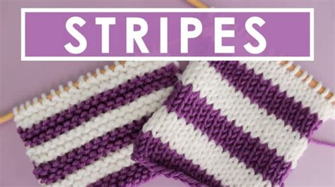 changing colors in knitting stripes 5 best tips for knitting stripes studio knit