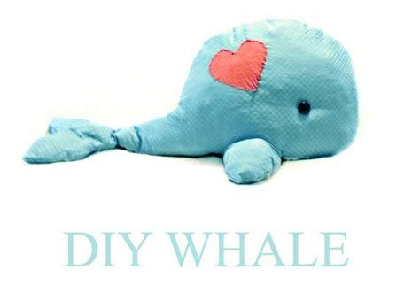 Pillow Pets Whale by Adorable Whale Pillow Pet Tutorial Craft Ideas