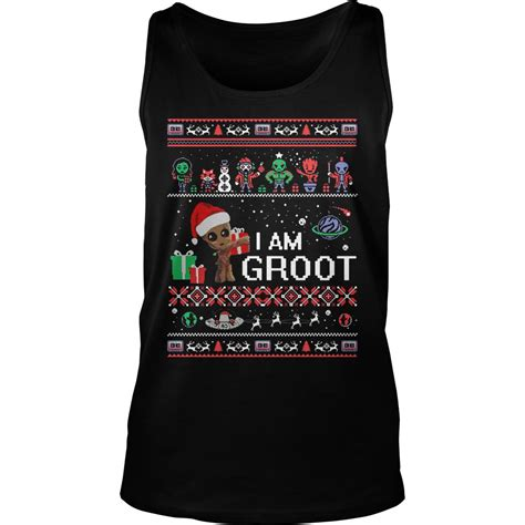 Hoodie Guardian Of The Galaxy I Am Groot 05 guardians of the galaxy i am groot sweater