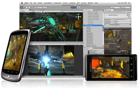 unity android layout developers pre order unity3d pro game engine for android