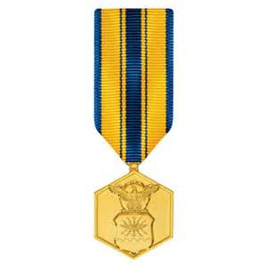 Air force commendation mini medal medals of america