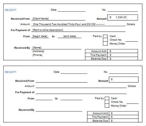 ato receipts book template receipt book template templates resume exles