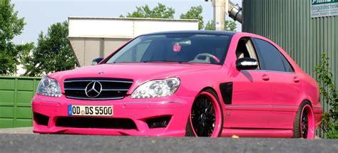 pink mercedes amg kernig in pink mercedes s55 amg w220 pink der