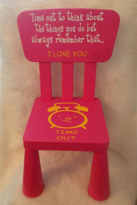 time out chair with timer time out chair time out and for girls on pinterest